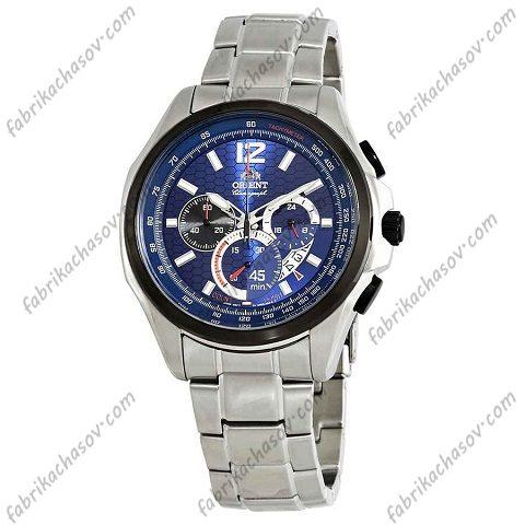 Часы Orient Chronograph FSY00002D0