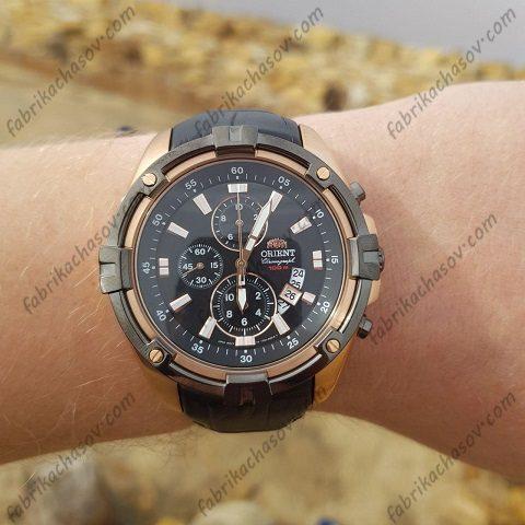 Часы Orient Chronograph FTT0Y004B0