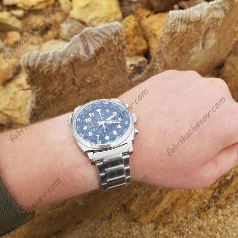 Часы ORIENT CHRONOGRAHP FTT17002D0
