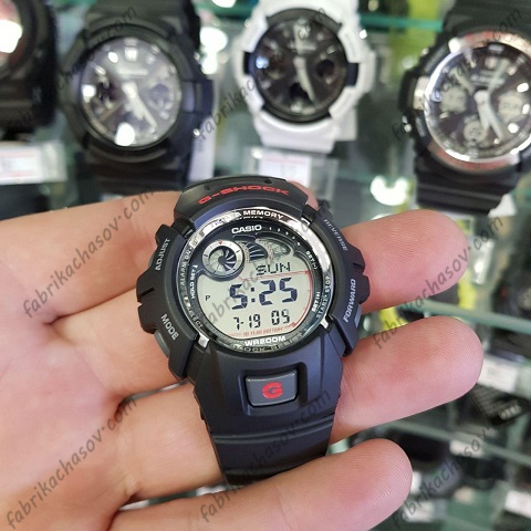 Часы Casio G-Shock G-2900F-1VER
