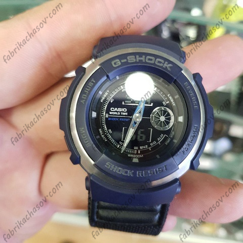 Часы Casio G-Shock G-303B-2AVER