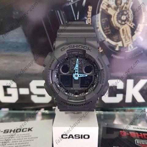 Часы Casio G-Shock GA-100C-8AER