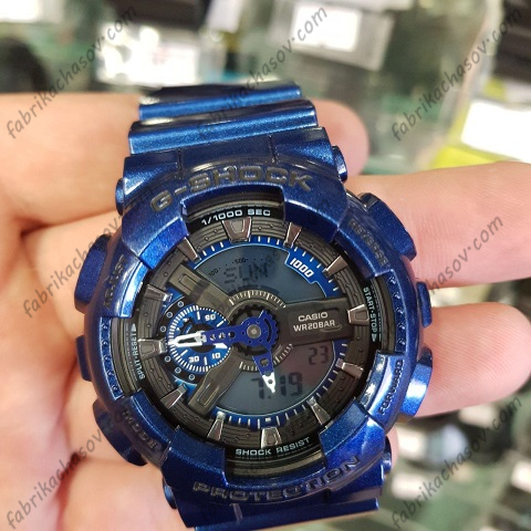 Часы Casio G-Shock GA-110NM-2AER