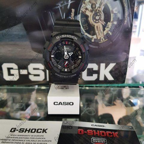 Часы Casio G-Shock GA-120-1AER