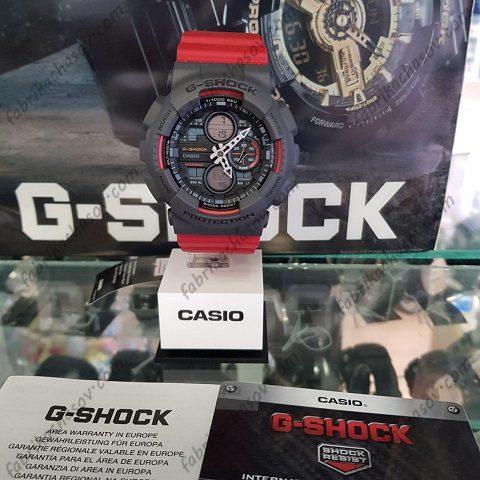 Часы Casio G-Shock GA-140-4AER
