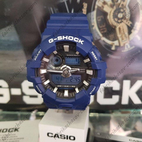 Часы Casio G-Shock GA-700-2AER