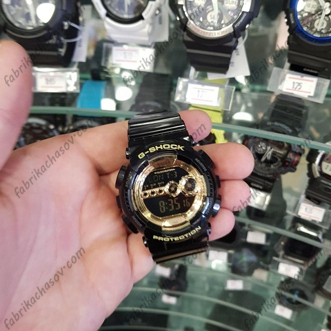 Часы Casio G-Shock GD-100GB-1ER