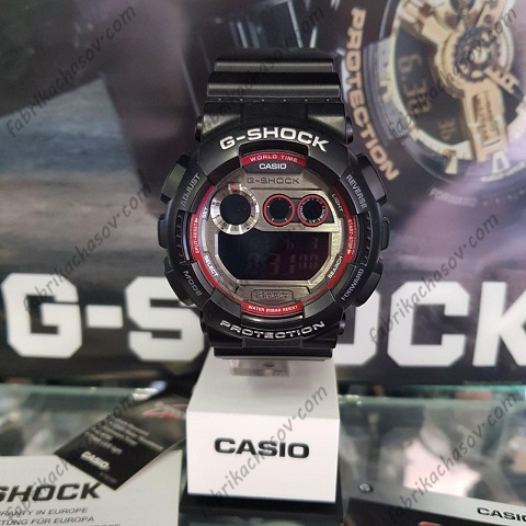 Часы Casio G-Shock GD-120TS-1ER