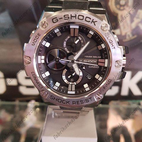 Часы Casio G-Shock GST-B100D-1AER