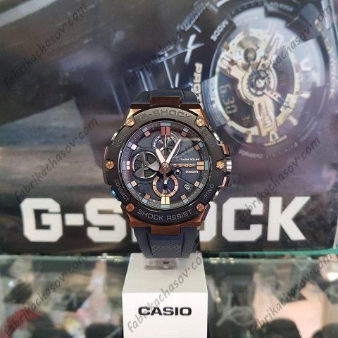 Часы CASIO G-SHOCK GST-B100G-2AER