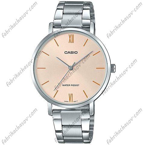 Часы  CASIO CLASSIC LTP-VT01D-4B