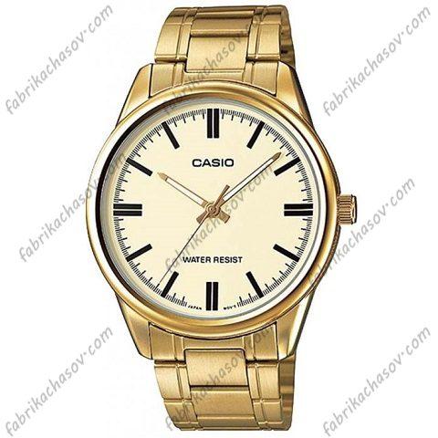Часы Casio Classik Gold MTP-V005G-9AUDF