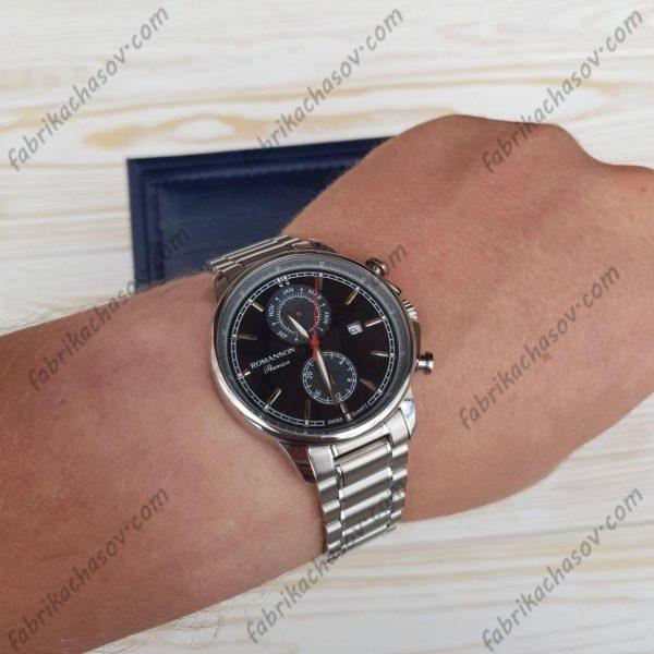 Мужские часы Romanson PA3251FM1WA32W