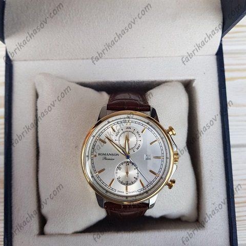 Мужские часы Romanson PB3251FMG