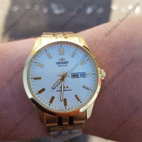 Часы ORIENT 3 STARS RA-AB0010S19B