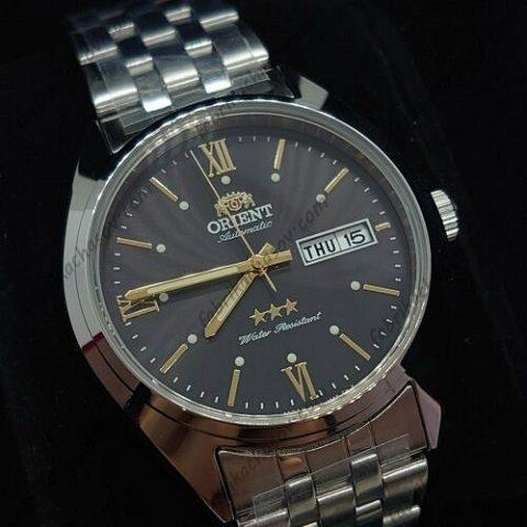 Часы ORIENT 3 STARS RA-AB0E14N19B