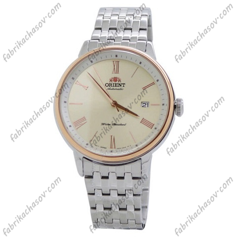 Часы ORIENT AUTOMATIC RA-AC0J01S10B
