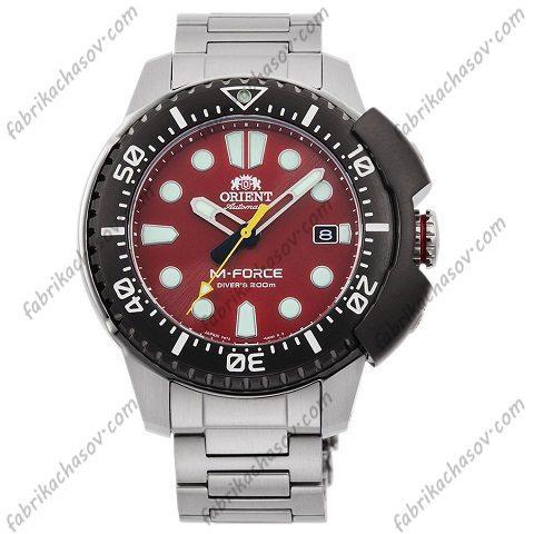 Часы ORIENT AUT0MATIC M-FORCE RA-AC0L02R00B
