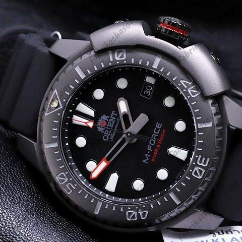 Часы ORIENT AUT0MATIC M-FORCE RA-AC0L03B00B