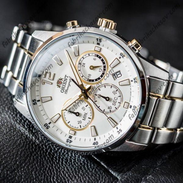 Часы ORIENT CHRONOGRAPH RA-KV0003S10B