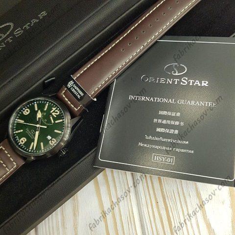 Часы ORIENT STAR RE-AU0201E00B