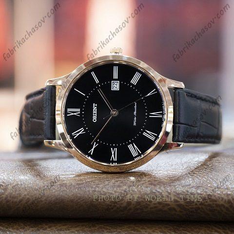 Часы Orient QUARTZ RF-QD0007B10B