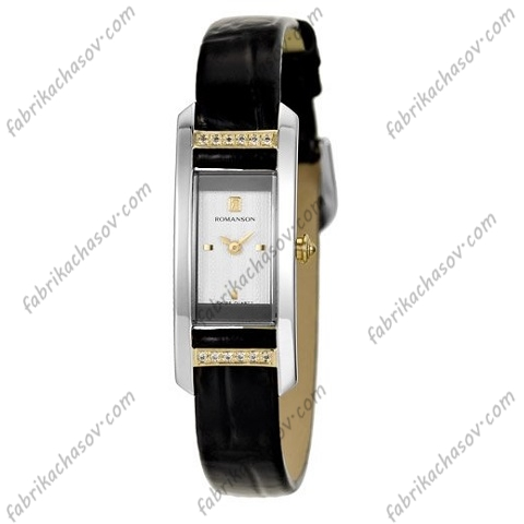 Женские часы Romanson RL2901QL1CAS1G