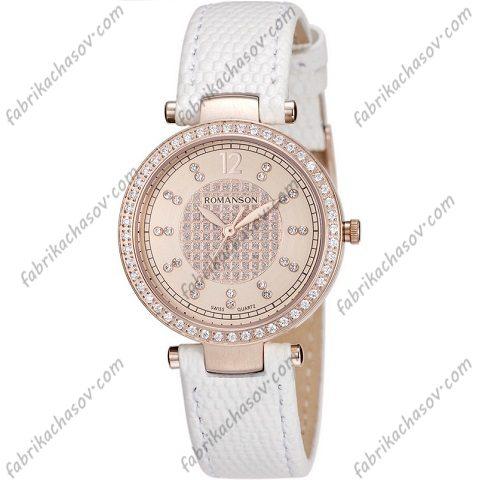Женские часы Romanson RL6A03QLWRACR1