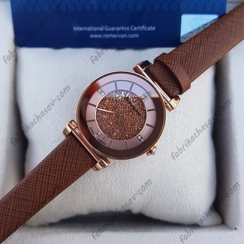 Женские часы Romanson RL6A29LLNRACR1