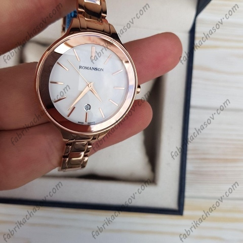 Женские часы Romanson RM4208LL1R