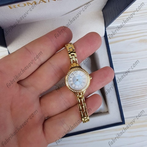Женские часы Romanson RM6A31QLG