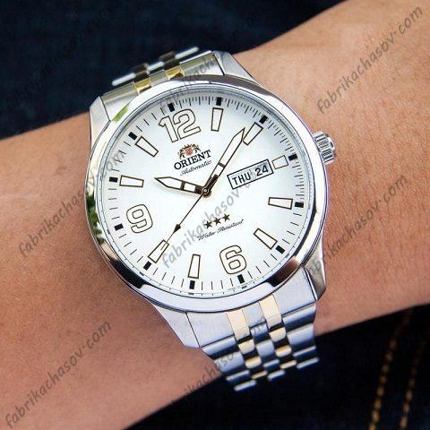 Часы ORIENT 3 STARS SAB0B005WB