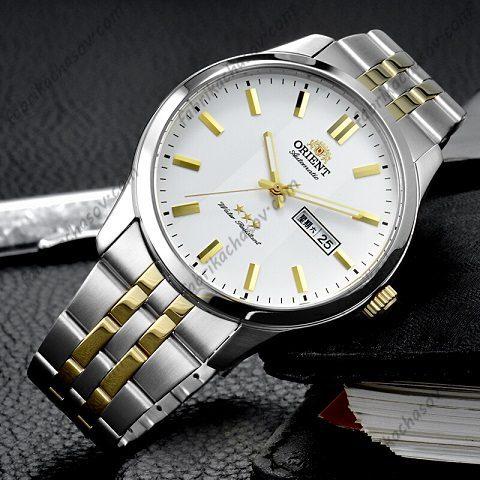 Часы ORIENT 3 STARS SAB0B009WB