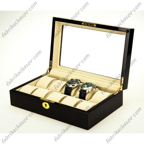Шкатулка для хранения часов Salvadore 804-10EC