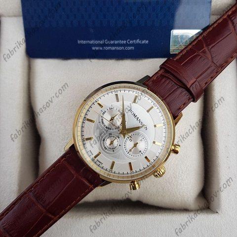Мужские часы Romanson TL4262FM1GA11G