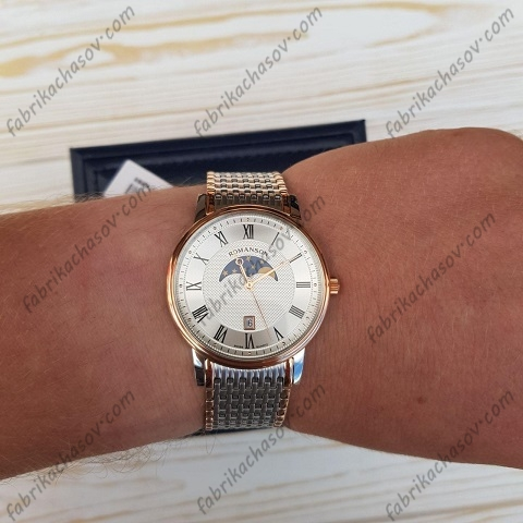 Мужские часы Romanson TM1274FM1J