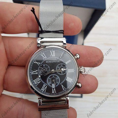 Мужские часы Romanson TM7A08HMWWA3R5